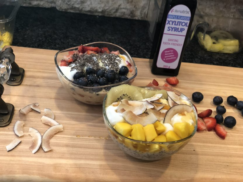two easy overnight oats recipes which are delicious and healthy